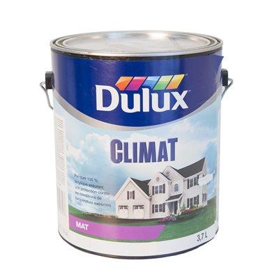DULUX CLIMAT - 100% ACRYLIQUE MAT - 3,78L